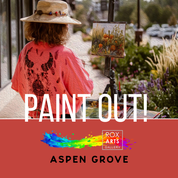 Aspen Grove, ROX Arts Gallery